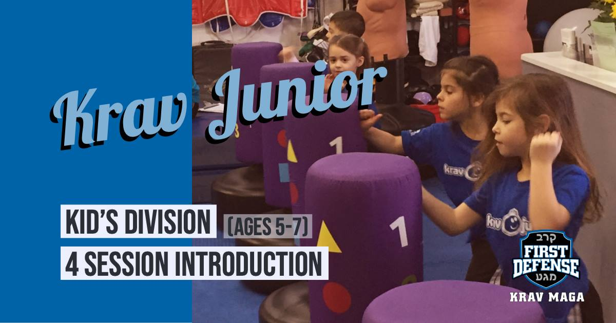 Kids (ages 4-7) February 4-Session Intro