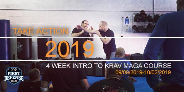 October Intro to Krav Maga Course