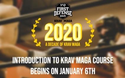 Introduction to Krav Maga Course – January 2020